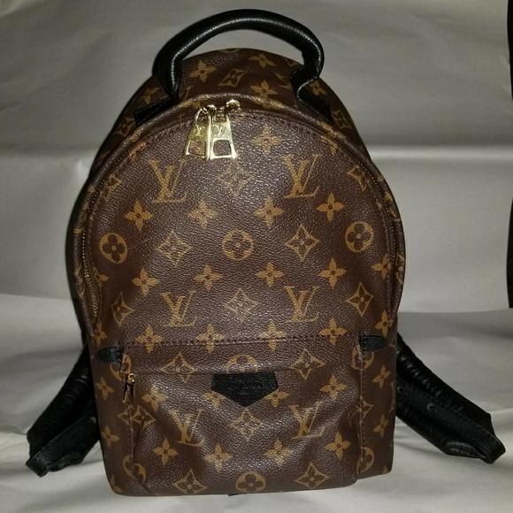 5ce3156a16d2 Louis Vuitton Handbags - Louis Vuitton Monogram Palm Springs Backpack PM